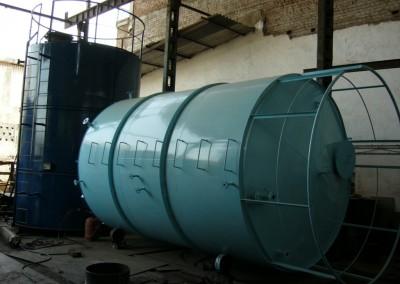 30 KL CS Oil Storage Tank