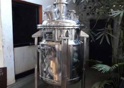 400 Liter Reactor