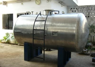 SS- 10 KL Storage tank.